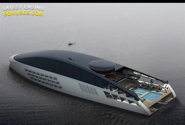 This is how you travel on the sea!