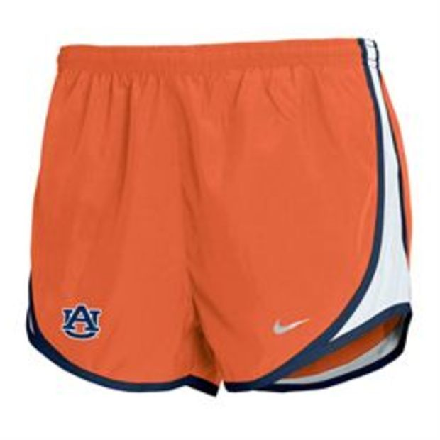 Nike Auburn University Tigers Womens Tempo Shorts - Branded Custom Sportswear