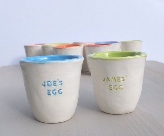25 unique easter presents ideas on pinterest easter crafts personalised ceramic egg cup easter present baby gift personalised easter gift negle Image collections