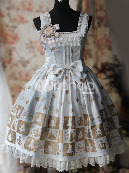Cute...cotton Lolita dress