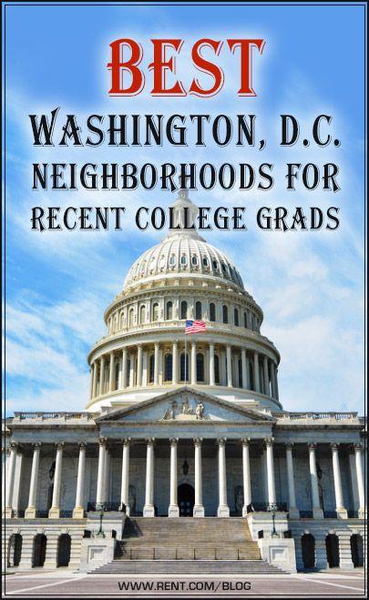 Best Washington D.C. Neighborhoods for Recent College Grads - Rent.com Blog