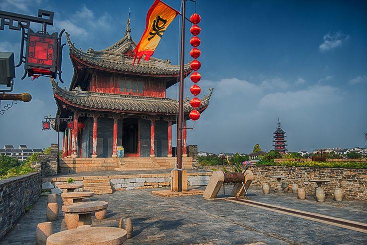 https://flic.kr/p/mupXsK | Panmen Scenic Area, Suzhou, China
