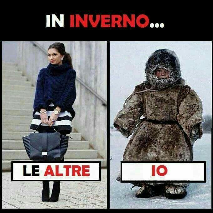 Brrrrrrr....che freddo!!!