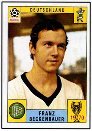 Franz Beckenbauer · Germany