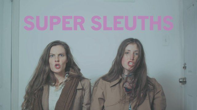 """Super Sleuths"": Marie takes a break from her own heartache to help her best friend Sally Blue Frankenfrass find her missing boyfriend, but the duo keeps getting distracted along the way..."
