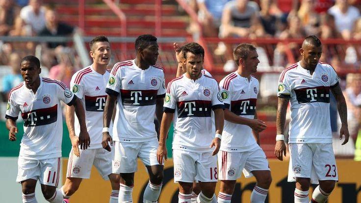 FC Bayern München, Dynamo Dresden