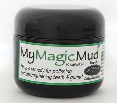 Activated Coconut Shell Charcoal, Calcium Bentonite Clay (Made with Living Clay), Wildcrafted Mint Extract Powder, and Organic Orange Peel E...
