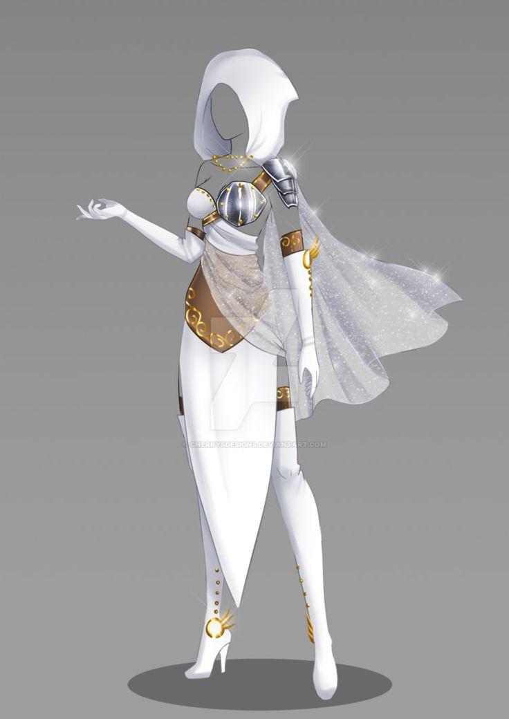 (OPEN) Auction Adopt - Outfit 343 by CherrysDesigns.deviantart.com on @DeviantArt