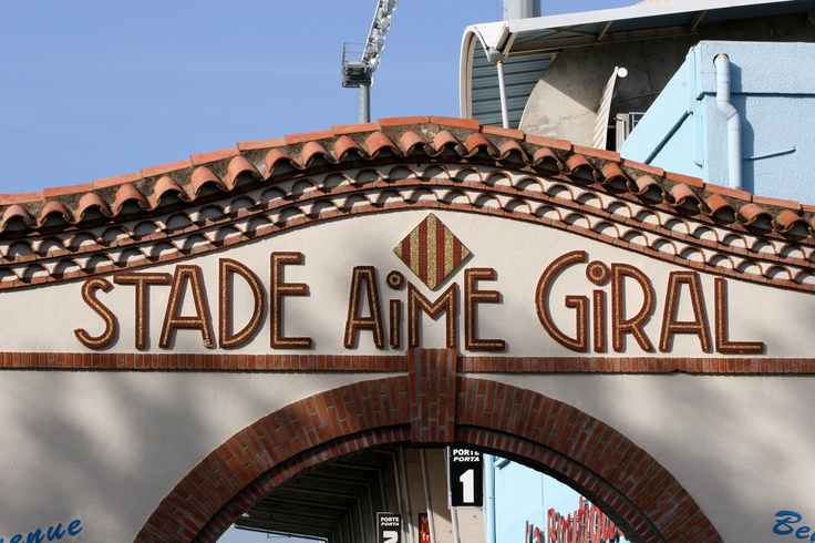 Stade Aimé-Giral (USAP Perpignan rugby)