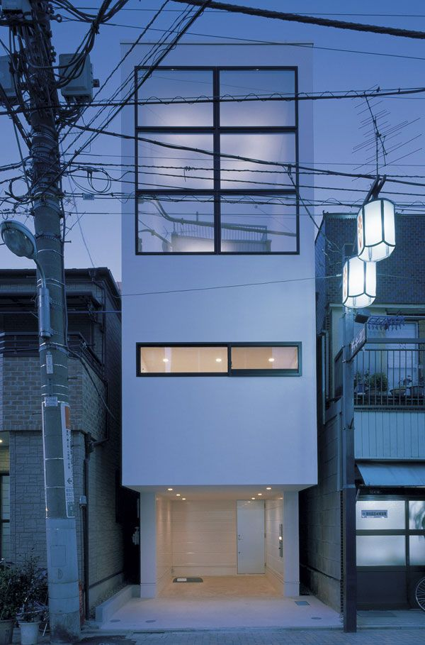 15 best Townhouses images on Pinterest | Contemporary architecture ...