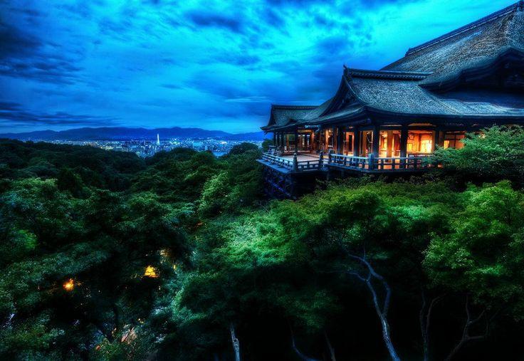 Impressionantes fotografias HDR do Japão 09
