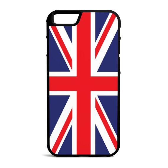 Flag Of England iPhone Galaxy Note Lg G4 Hybrid Rubber Protective Case