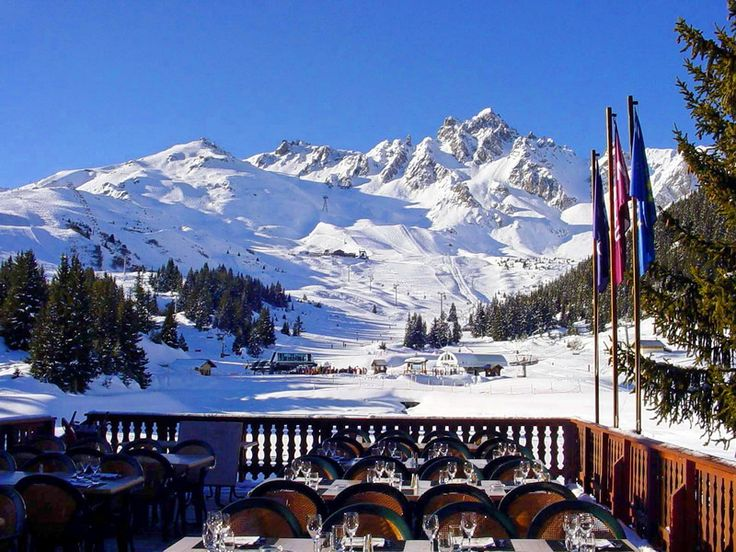 Courchevel 1850  One of the best bars!
