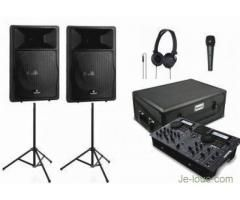 Location pack sono bluetooth double CD