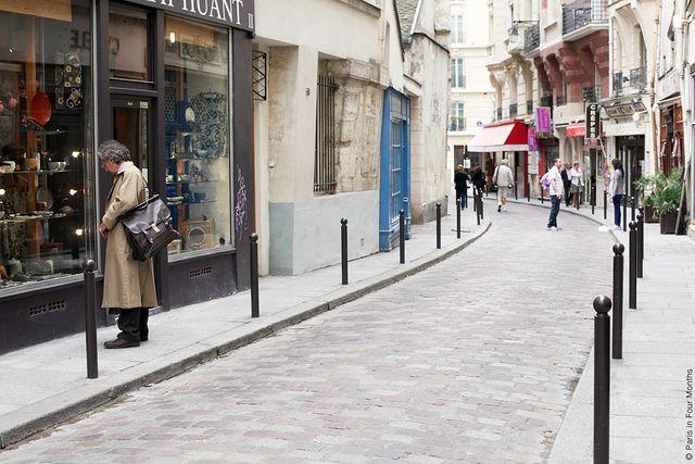 Paris by Paris in Four Months