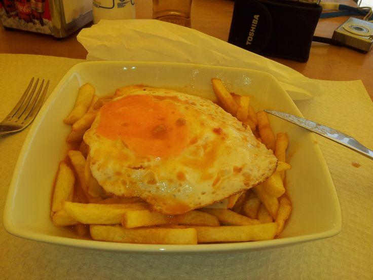 Porto dish Francesinhas.