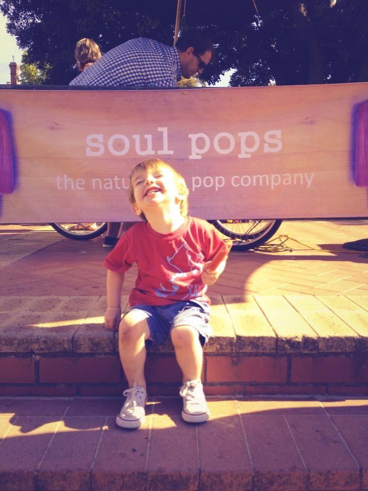 Soul Pops fun!
