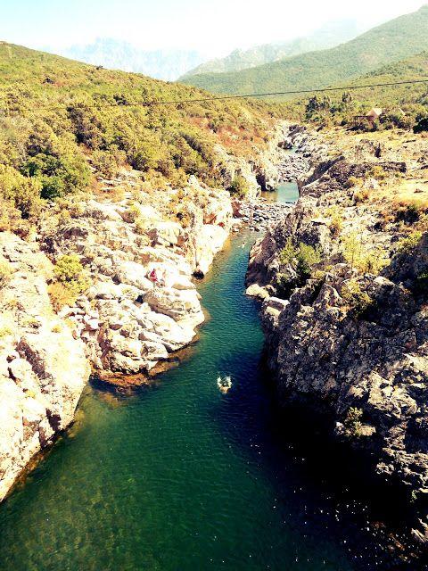 Rivière du Fango (Calvi, Corse)