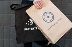 Curated Lunch Deliveries'Pop' is a Lunch Delivery Service That Bring Meals in Under 15 Minutes
