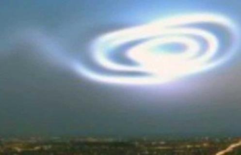 Espiral estranho Aparecendo no Radar Mexicano Agora Mesmo - Alguém pode Explicar?