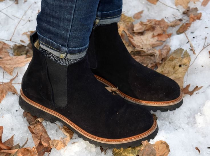 "Samuel Hubbard ""24 Seven"" Boots for women. So comfy and supportive."