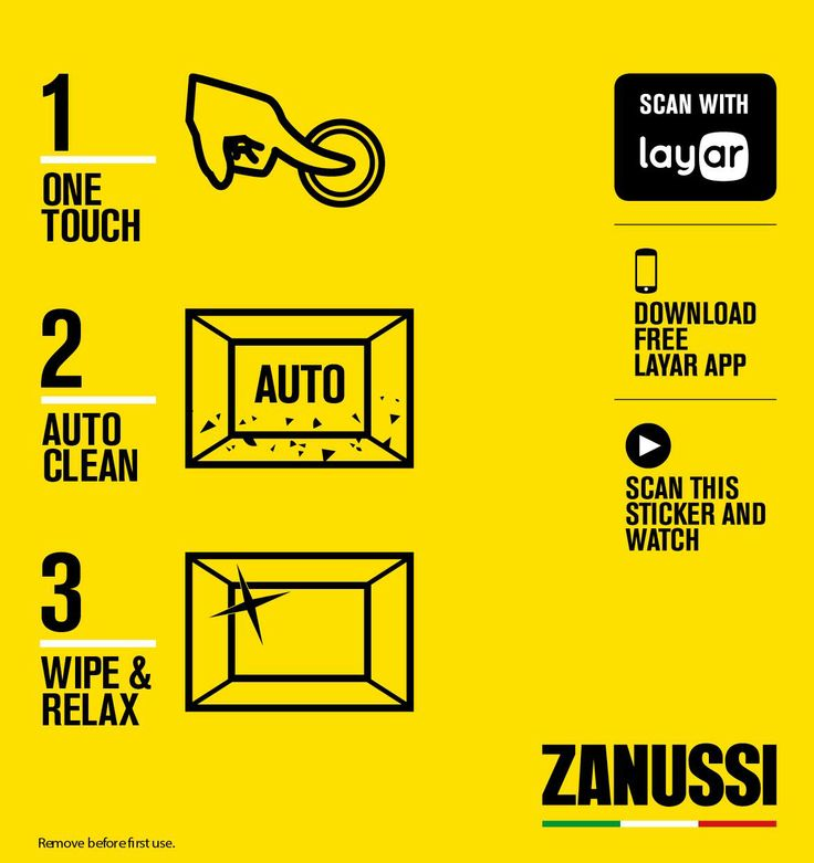 #Zanussi, an Italian home appliances producer augmented its oven brand ads via @Layar. Scan the ads with the free Layar App to watch a video introducing this auto cleaning oven!