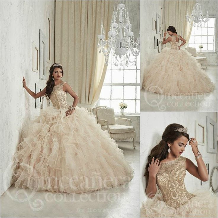 In case you didn't know already, white quinceanera dresses are the tradition! It was only recently that colorful dresses became the trend among quinceaneras looking to stick to their themes. - See more at: http://www.quinceanera.com/quinceanera-dresses/#sthash.nhzH9b4I.dpuf