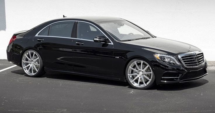 Mercedes-Benz S550 By Renntech Has More Power, New Wheels [33 Images] #Galleries #Mercedes