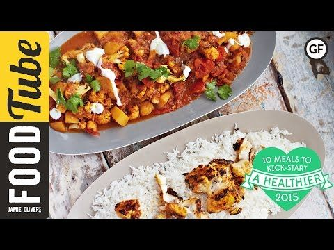 Fantastic Fish Tikka Curry | Fish Recipes | Jamie Oliver