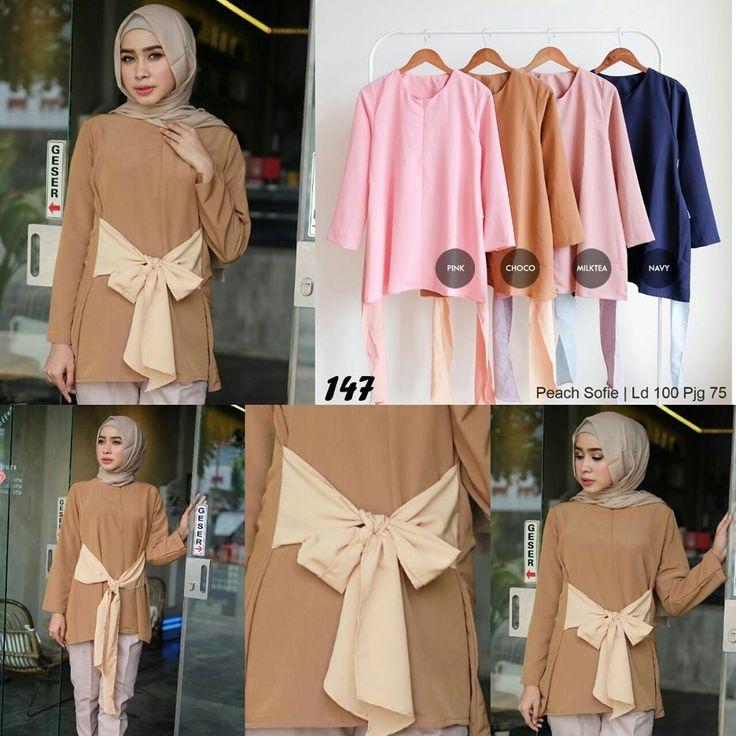 Ready A147 @55 rb  bahan peach sofie  seri 6 warna  ld 100 cm  pjg 75 cm  ㅤ  Contact us for more detail  line: @ konveksi.hijab (pakai tanda @ yah)  WA: 0858 8533 3907   store location: PGMTA lantai LG blok B no.176  ㅤ  #hijabonline #olshopterpercaya #tunic #hijabmurahbanget #supplierhijabmurah   #hijab #hijabers #hijabfashion #hijabstyle   #olshop #olshopjakarta #olshopmurah #olshopindo #olshopjkt #olshopindonesia #olshoptrusted