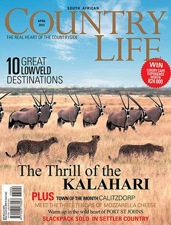 #MagLoveTop10 #BestZAcovers2013 No. 10: Country Life 4 April 2013.
