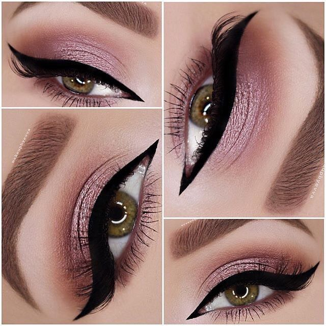 Mauve  @makeupbyevva  BROWS: Brow Powder in Taupe  EYES: #AbhShadows in ✨Fresh ✨ Baby Cakes ✨Labyrinth ✨Dusty Rose ✨Macaroon ✨Sangria  #anastasiabeverlyhills