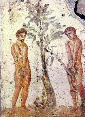 Catacumbas - 2nd -4th century.  Arte Paleocristiano | Pensamiento y Arte from the  times of Christian persecution.