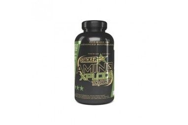 Stacker 2 Amino Xplode 10,000 420 Tablets + Free Sample Price: WAS £34.95 NOW £33.00