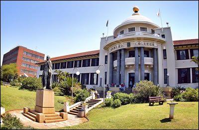 University of Kwa-Zulu Natal, my alma mater