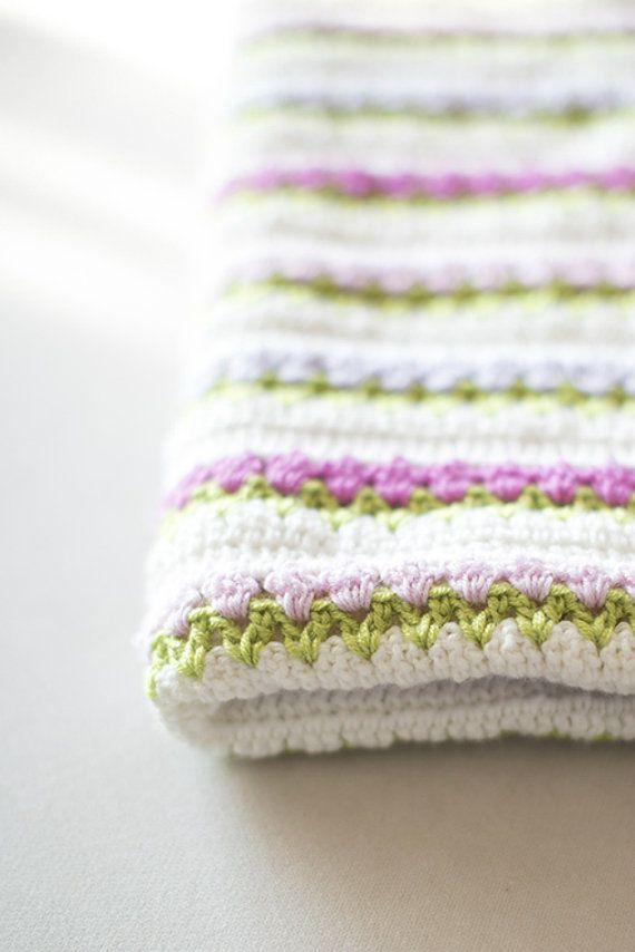 Crochet Baby , Baby Blanket