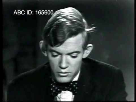Robert Hughes Interview (1959) - Enquiry into the Beats
