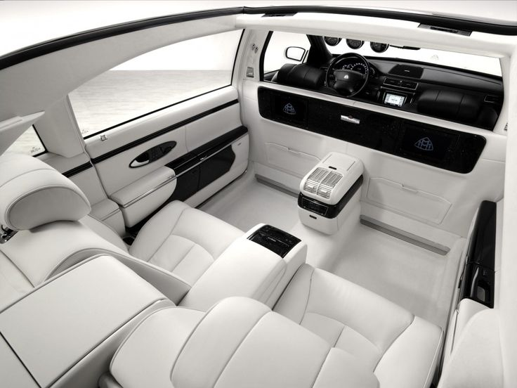 best luxury cars interior