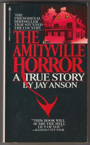 a report on the amityville horror a novel by jay anson Free download or read online the amityville horror pdf book the first edition of this book published in august 1st 1977, and was written by jay anson the book was published in multiple.