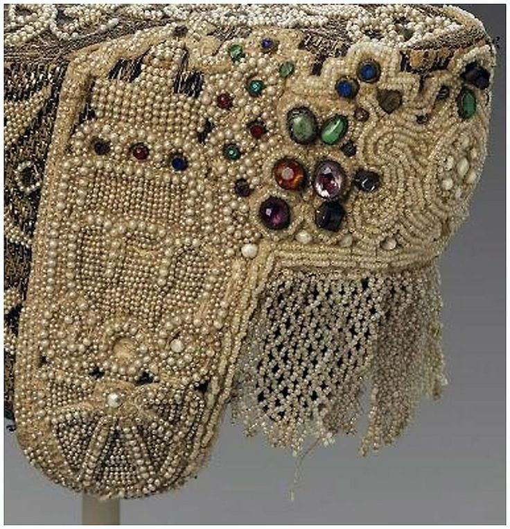 Headdress, Russian, 18th-19th century