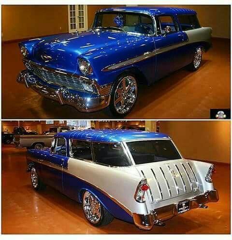 1956 Nomad Wagon