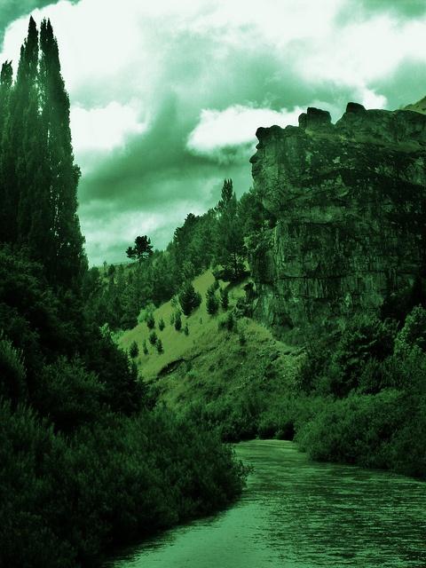 Piedra del Indio, Coyhaique.
