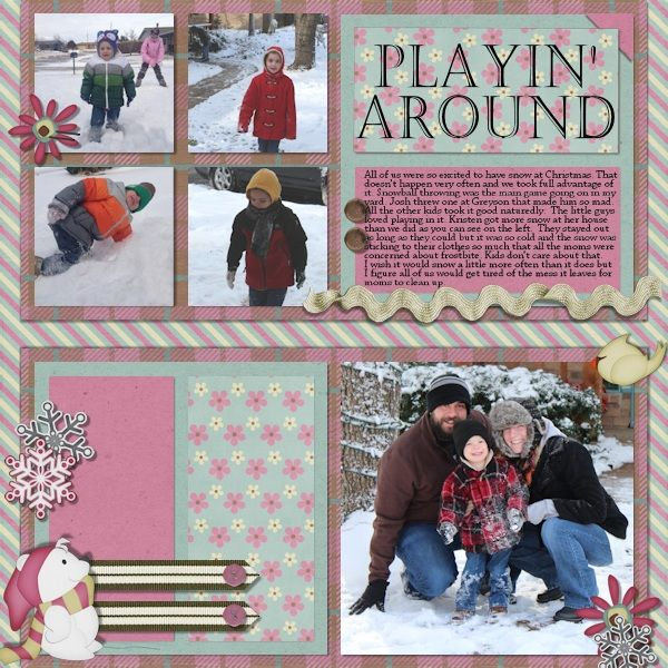 Credits: Bundled Up by Anita W Designs at Scrap Takeout Template by Joyful Expressions Chaparral Pro and Castellar fonts