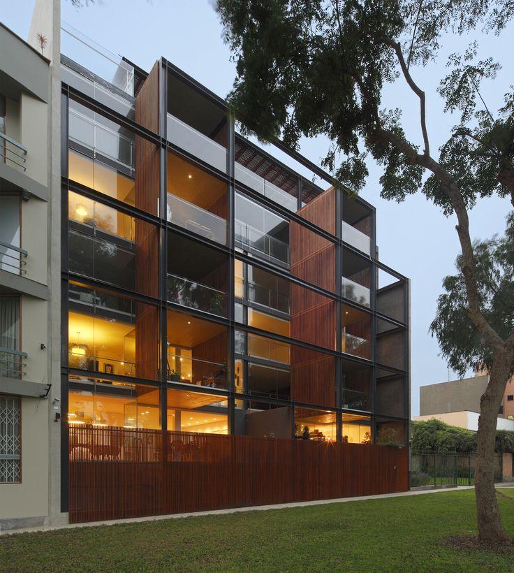 Galería de Arquitectura colectiva y de baja densidad: 10 edificios de departamentos en Lima, Perú - 5