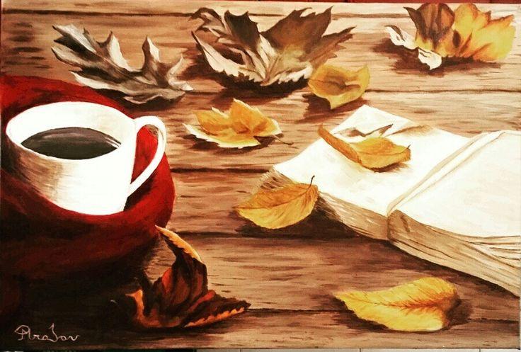 Φθινοπωρινός καφές