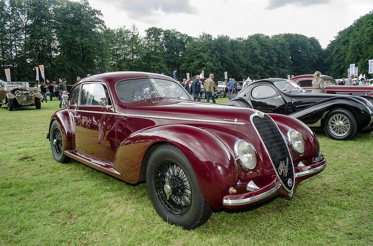 Alfa Romeo 6c 2500 SS by Touring (1939)