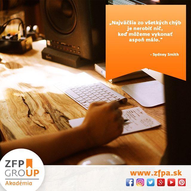 #zfp #zfpa #sydney #smith #akademia #motivation #quote #motivacia