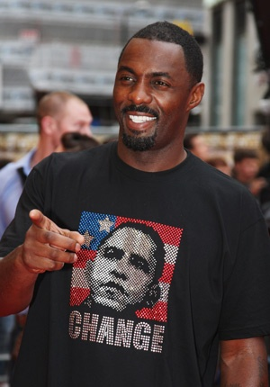 Idris Elba | Idris Elba - RocknRolla UK premiere - Pictures - Movies - Virgin Media