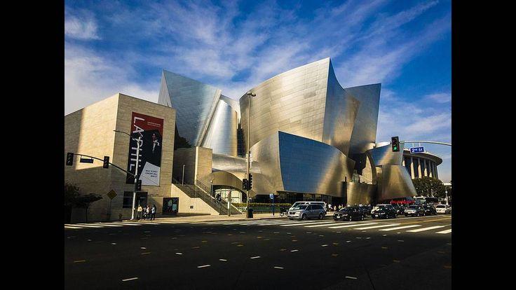 Walt Disney Concert Hall - Λος Άντζελες