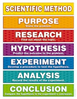 Steps to a Scientific Method - An Indroduction to the Scientific Method in Order